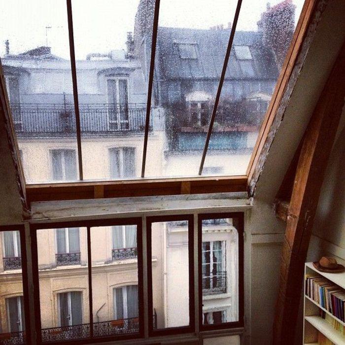 La fenêtre de toit en 65 jolies images Extensions and House
