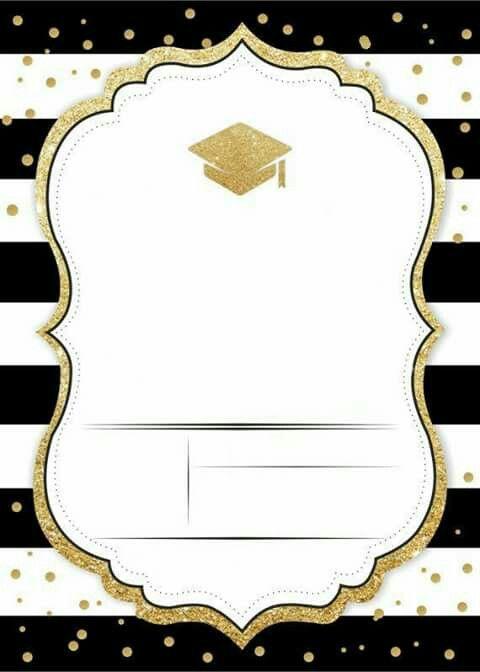 Graduacion Invitaciones De Grado Invitaciones Para