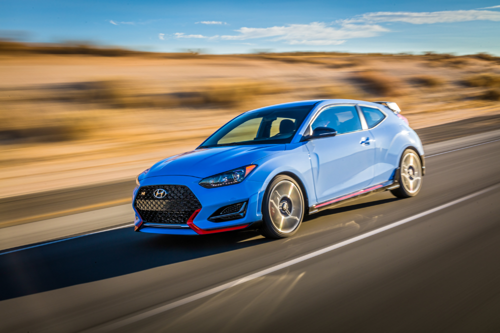 Hyundai Confirms Dual Clutch Overboost Function New Interior Goodies For Veloster N In 2020 Hyundai Veloster Buy Car Online Hyundai