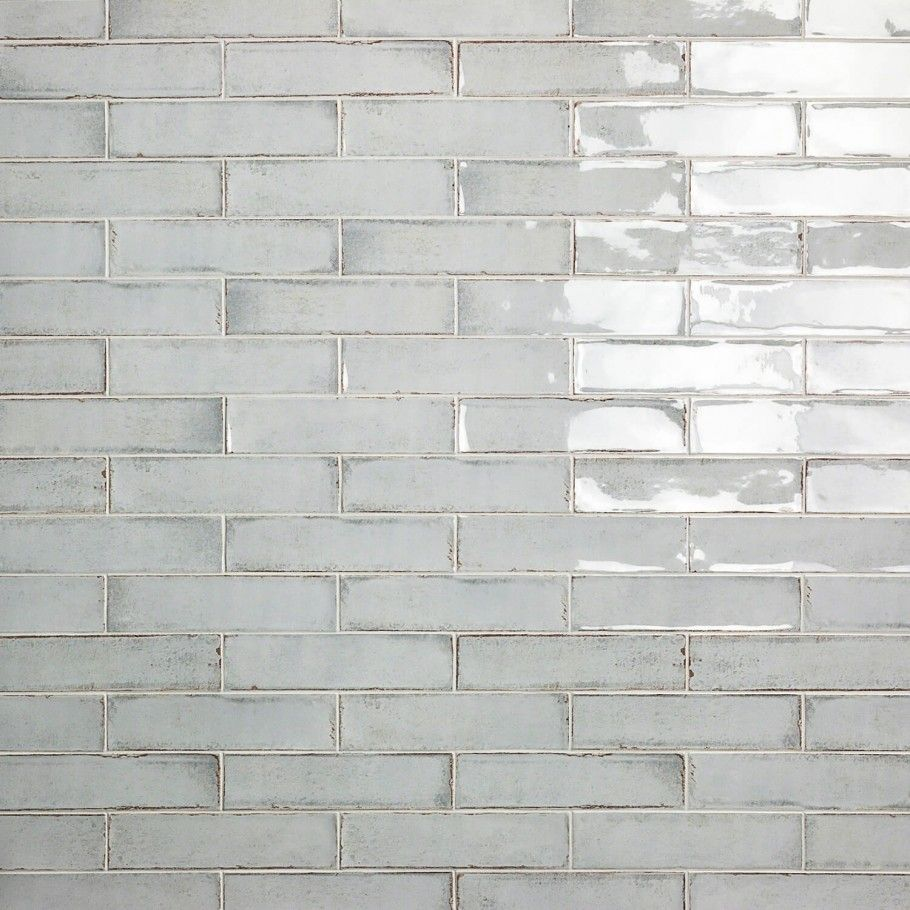 Stunningly handmade subway tile available in store at de lucia tile castle hazy trail 3x12 ceramic tile dailygadgetfo Choice Image