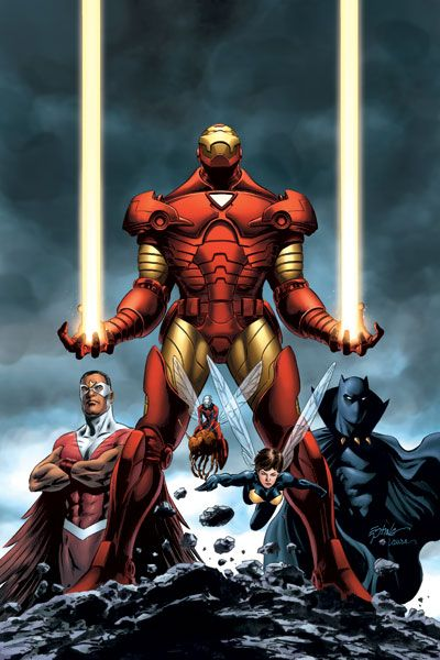 Iron Man (Anthony Stark) - Marvel Universe Wiki: The