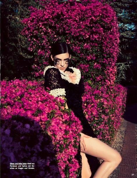 Vogue Germany - Dolce Diva