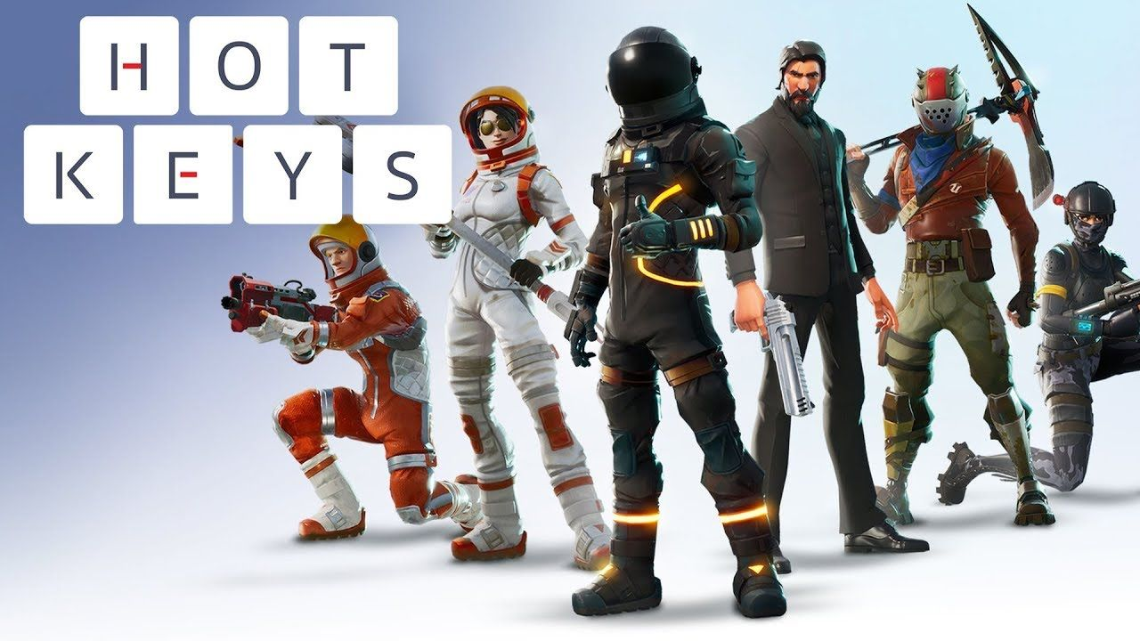 The Future Of Fortnite With Sirdimetrious Hot Keys Ep 5 Join James As He Sits Down With Fortnite Expert Sirdimetrious Fortnite Battle Royale Game Ps4 Hacks