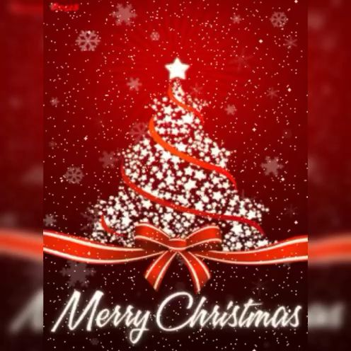 Merry Christmas Video Animated Christmas Tree Animated Christmas Merry Christmas Animation