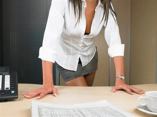 Office Inappropriate Dress