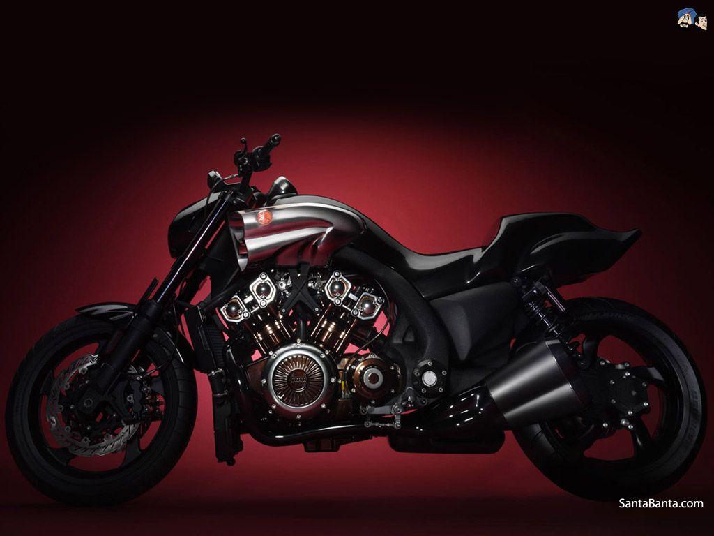 Yamaha Vmax Chopper Wallpaper 2 1024x768