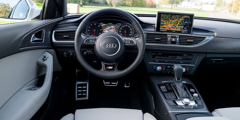 Driven 2016 Audi A6 2 0 Tfsi S Line Eu Fourude