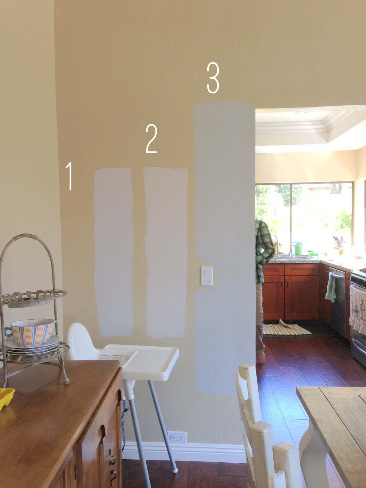 1 Grayish Sw 6001 2 Pediment Sw 7634 3 Light French Gray Sw 0055 Paint Pinterest