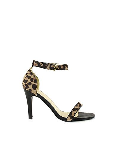 Camael - Nly Shoes - Leopard - Festsko - Sko - NELLY.COM