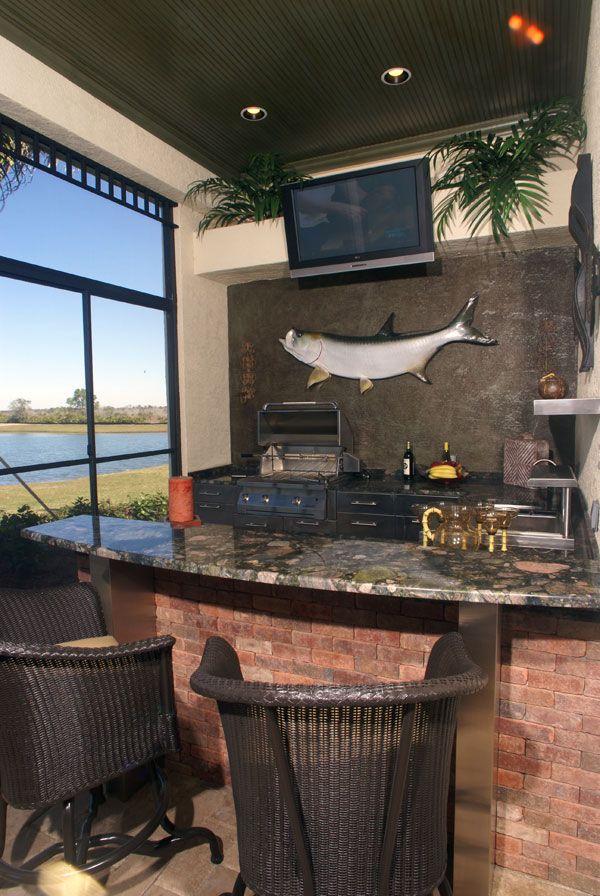 Sarasota Outdoor Kitchens Outdoor Man Cave Outdoor Kitchen Plans Build Outdoor Kitchen