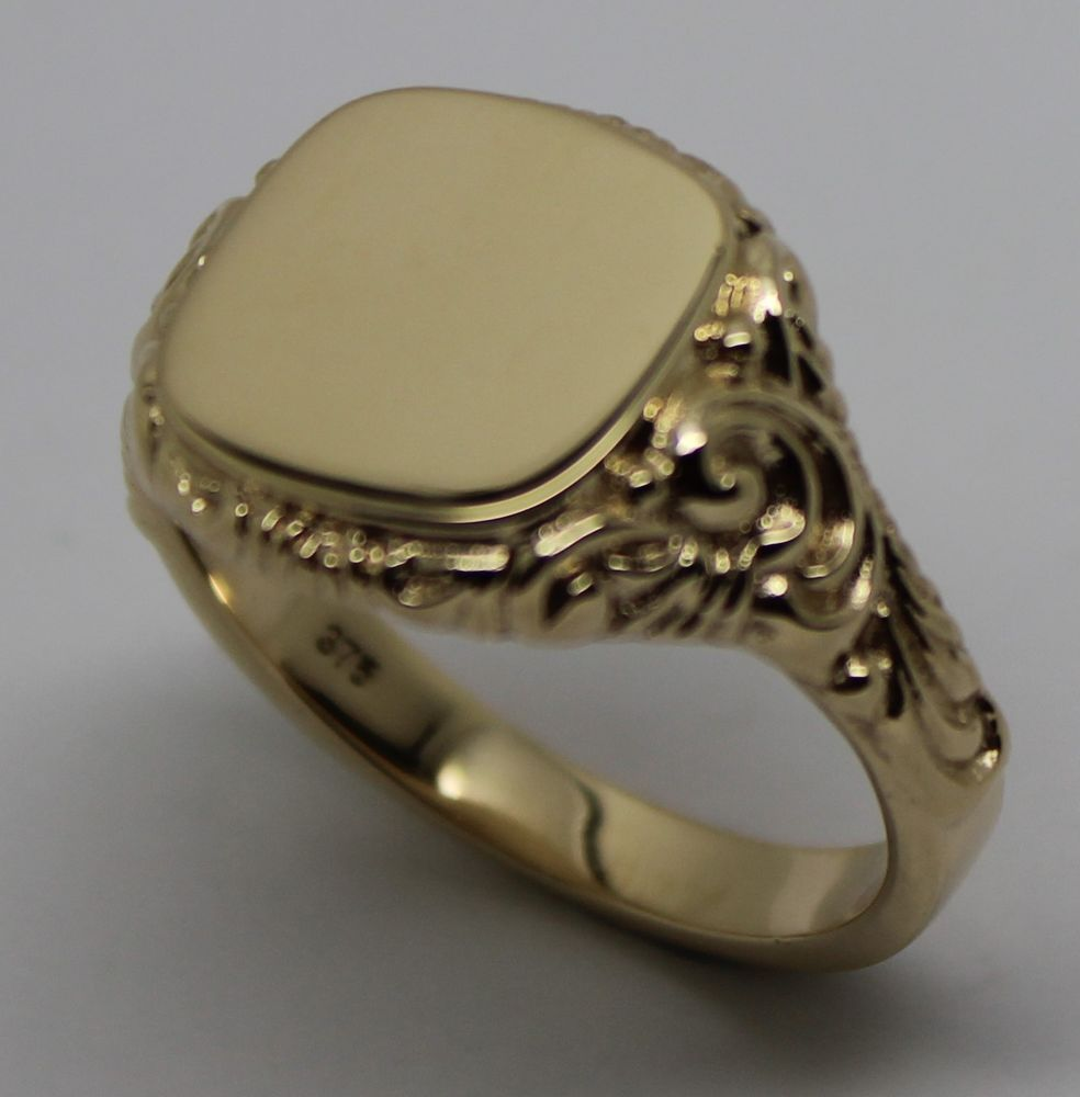 Kaedesigns Genuine 9ct Solid Yellow Gold White Gold setting Engagement Ring