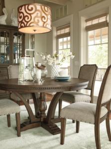 Larrenton Round Dining Table