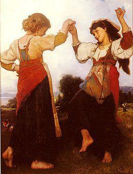Tarantella (dans) - Wikipedia