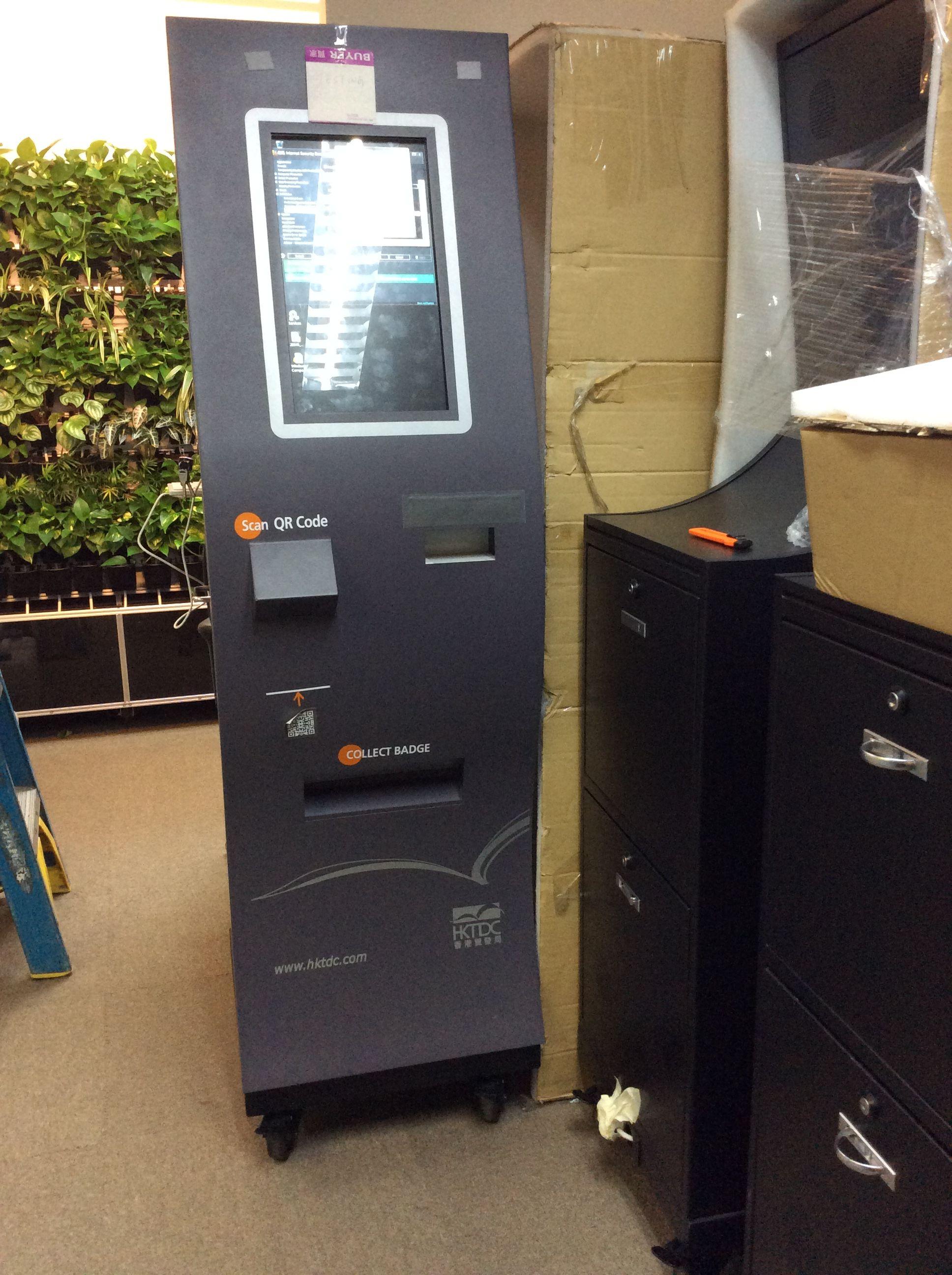Pin on Kiosks / Vending Machine / ATM