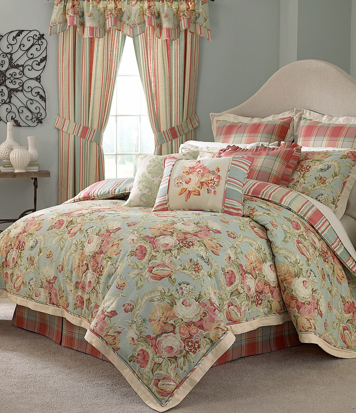 Waverly Spring Bling Bedding Collection Comforter Sets Waverly