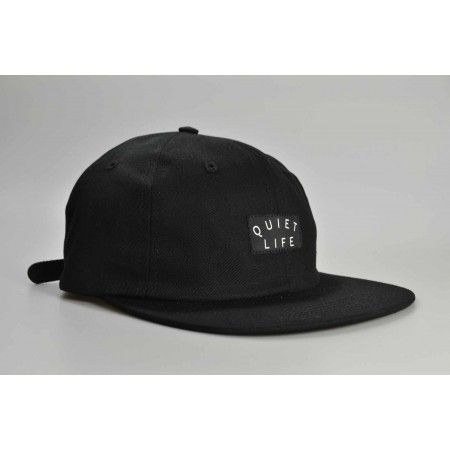 4679e6ef548 Buy Quiet Life Field Polo Hat Black