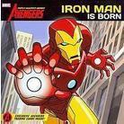 Iron Man Is Born Paperback Iron Man Iron Man Party Avengers