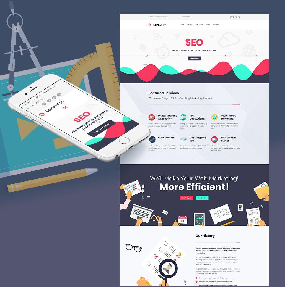 Seo Business Website Design Seo Marketing Agency Website Agency Website Design Web Design Tips