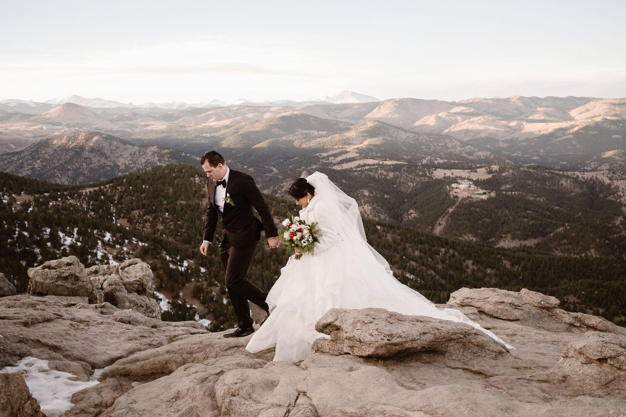 St Julien Wedding Ceremony And Flagstaff House Reception In Boulder Colorado Wedding Photographer Colorado Winter Wedding Museum Wedding Venues