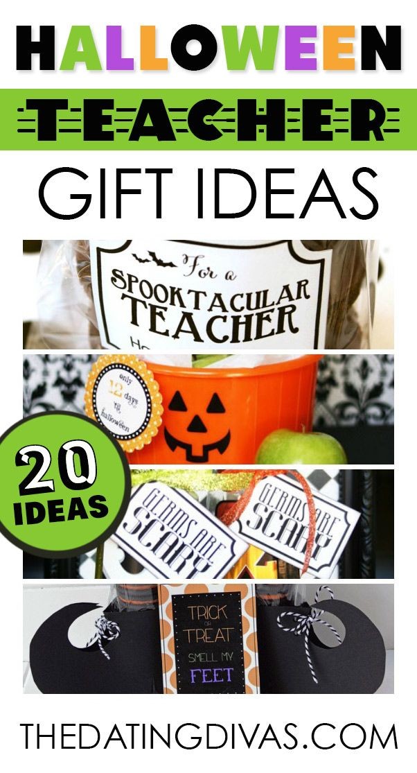 Halloween Gift Ideas That Are Quick \u0026 Easy , From