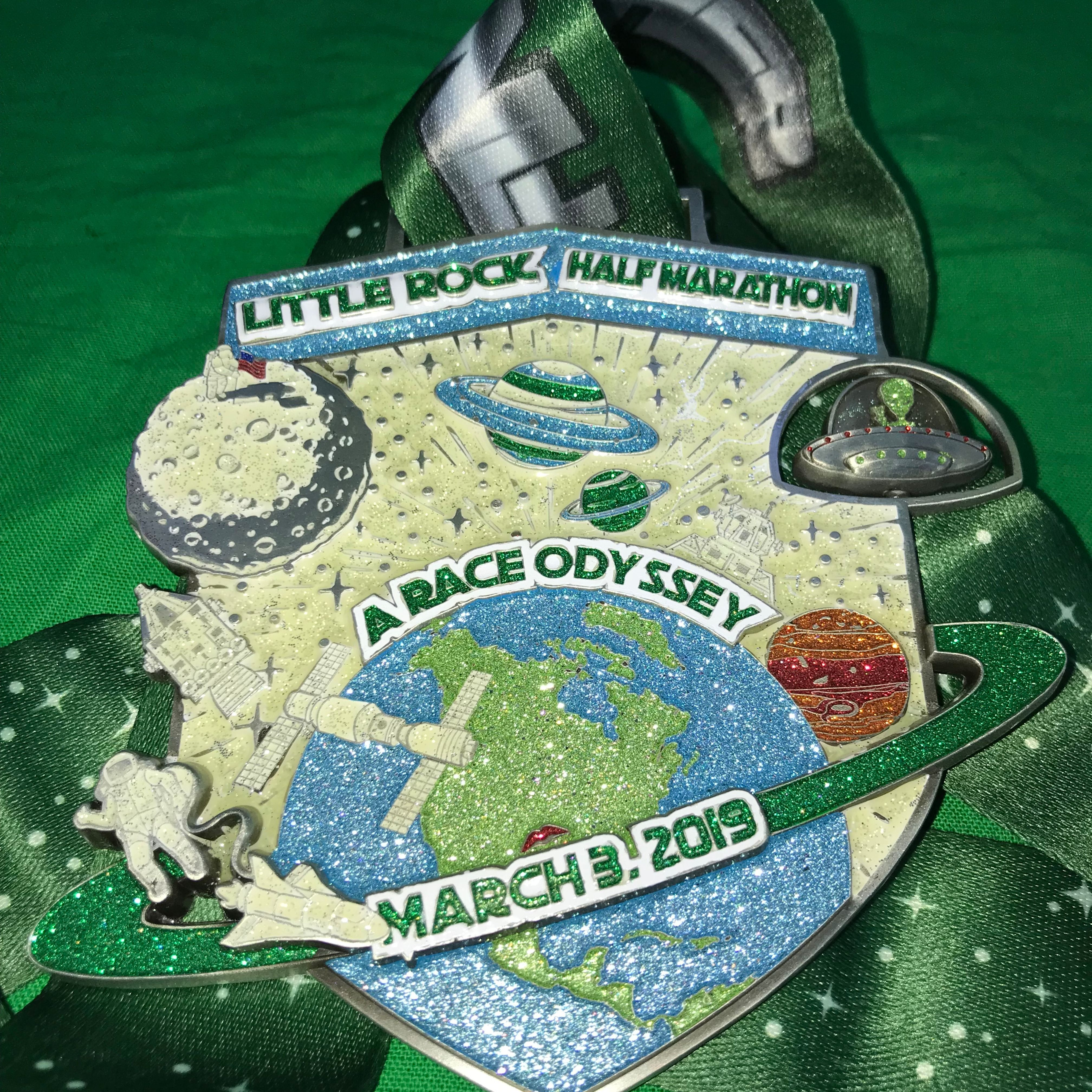 2019 LRMarathon Medals Medals, Personalized items, Dollar