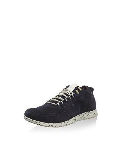 Boxfresh Zapatillas Ashmore Ug Sde Nvy/off Wht [Azul]