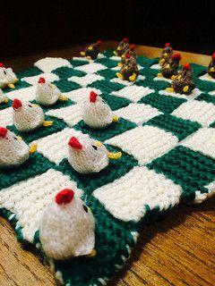 image   par trustcrazyideas77 Génial le jeu de dame version mochimochi