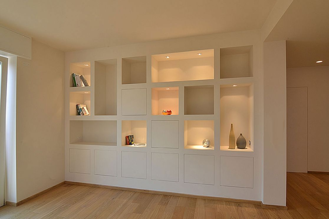 Appartamento CI - Riviera Ligure 2013 - Bianchi Bosoni Architetti Associati Savona  idee salone ...