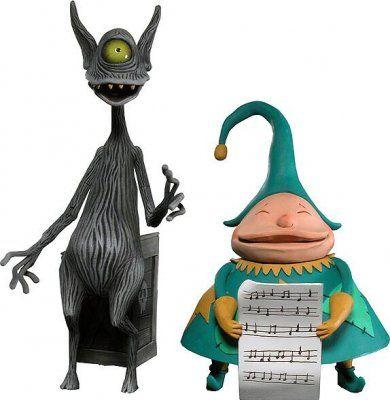 Figurine Blog | rankin bass and tim burton and tv action figures ...