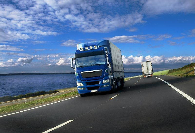 New Zealand Truck Drivers drive heavy trucks, removal vans