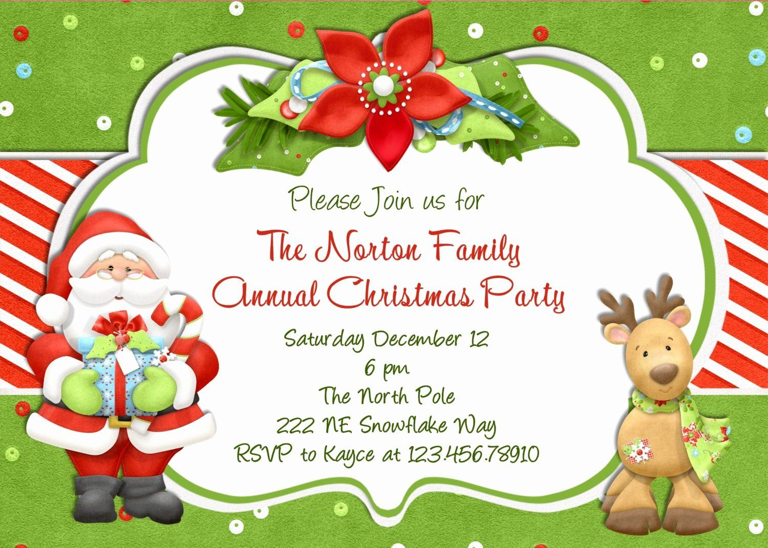 Christmas Party Invitation Template Free Lovely Christ Christmas Party Invitation Template Free Christmas Invitation Templates Christmas Party Invitations Free