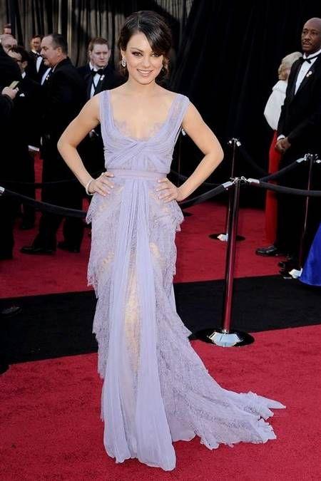 Mila Kunis Dresses
