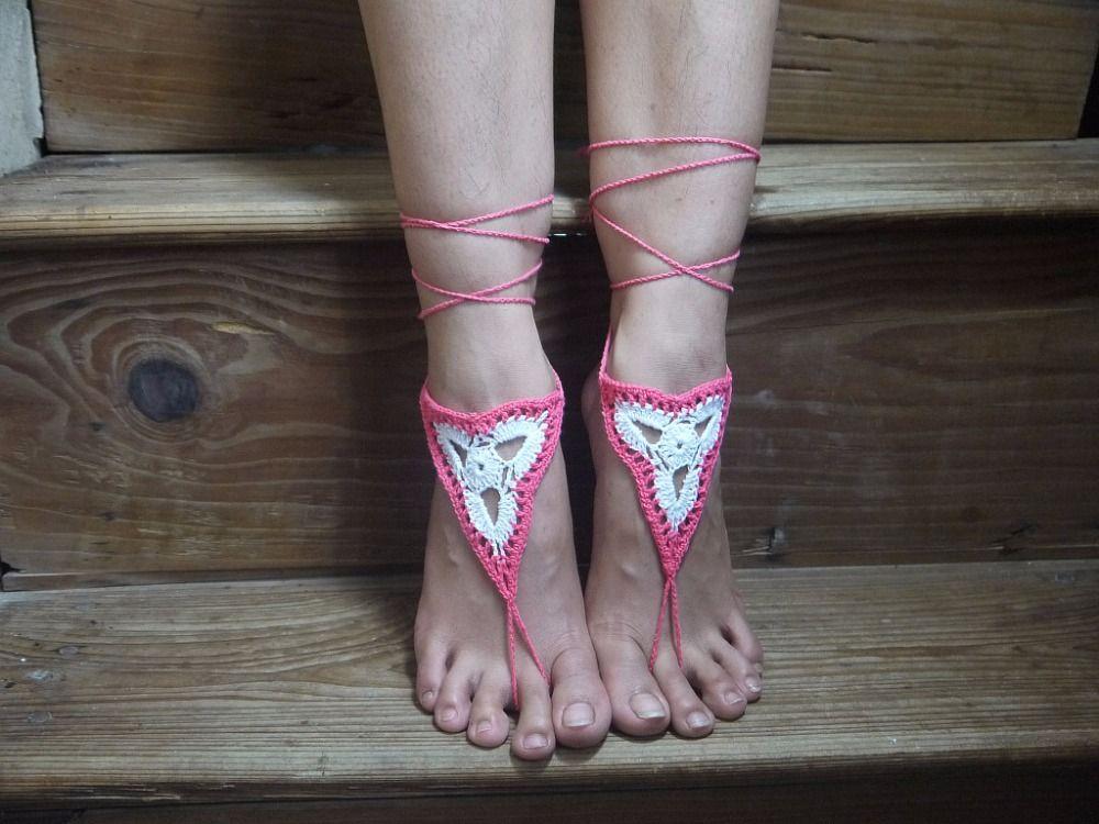 Crochet-Barefoot-font-b-Sandals-b-font-Hand-Footless-Crochet-font-b-Sandals-b-font-the.jpg (1000×750)