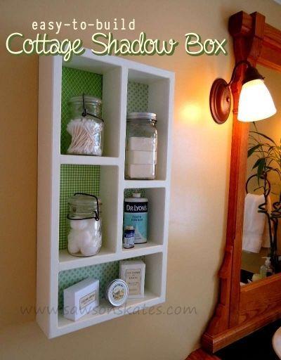 19+ Shadow box shelf ideas ideas