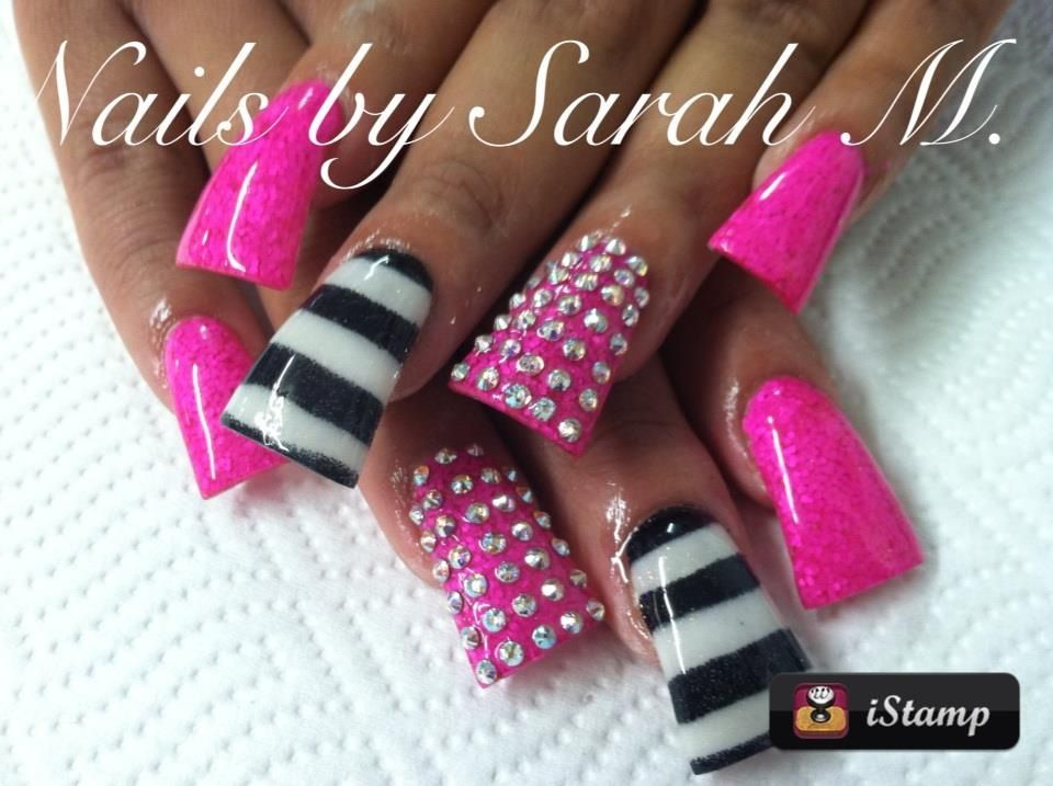 not a fan of the nails but I do like the design   Nails   Pinterest ...