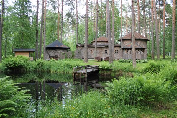 Kuvagalleria - Viikinkisauna
