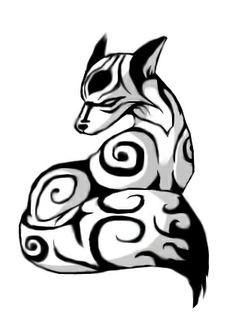 Celtic Fox Tattoos Google Search Fox Tattoo Celtic Tattoo Symbols Cute Fox Drawing