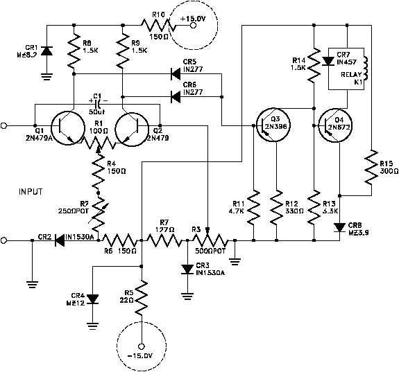 Electronic Diagrams and Schematics, memories of DeVry and