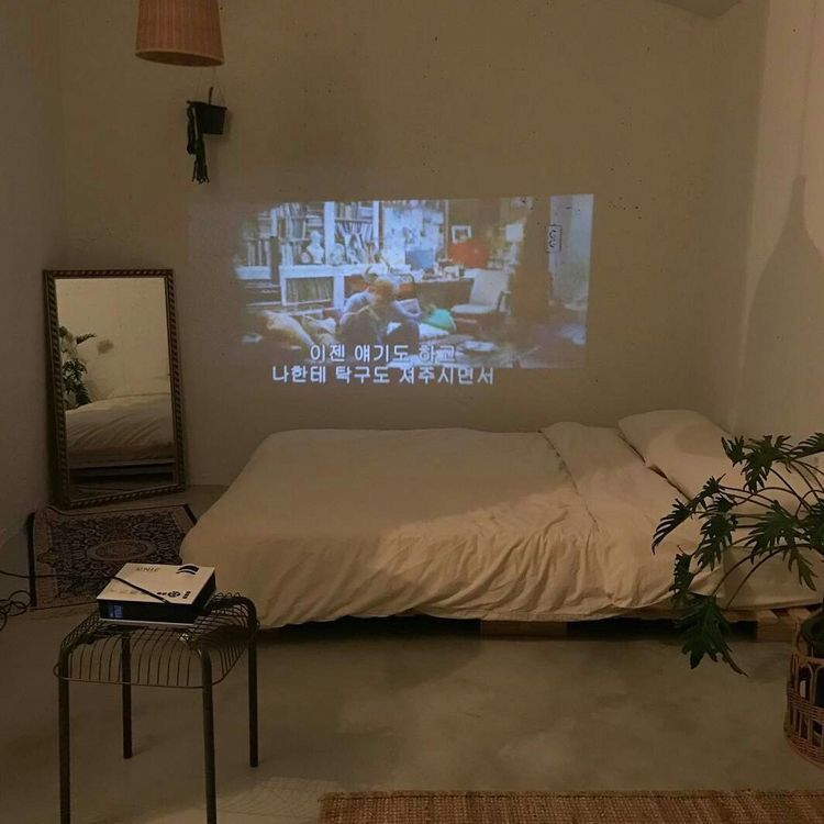 45 Perfect Idea Room Decoration Get It Know Neat Fast Minimalist Bedroom Bedroom Decor Aesthetic Bedroom