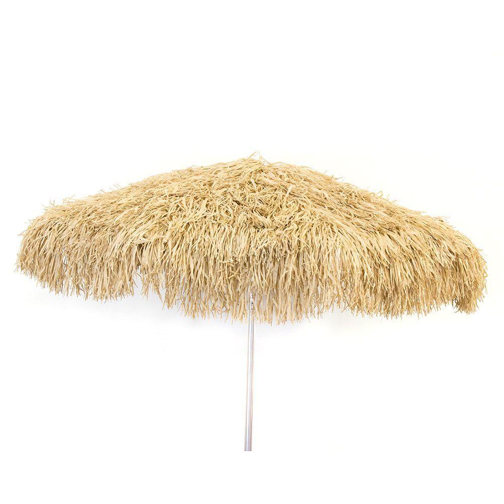 Palapa Tiki Umbrella 6 Foot Patio Pole Ping The Best Deals On Umbrellas