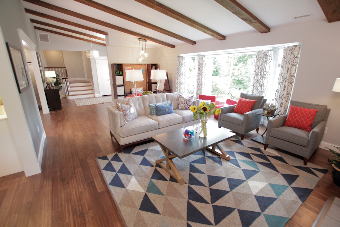 Property Brothers: Living Room | Property brothers living ...