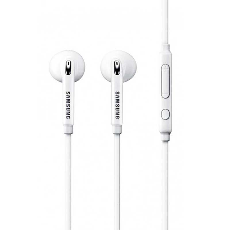 هندزفری اورجینال سامسونگ مدل EO-EG920BW با رنگ ساده و زیبای سفید از سوی کمپانی سامسونگ برای گوشی موبایل سامسونگ گلکسی S7 طراحی و تولید شده است.