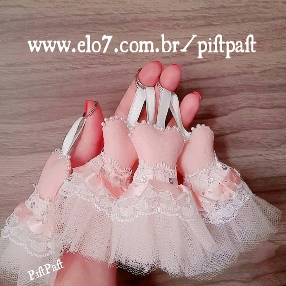 b52f41af4a Chaveiro bailarina