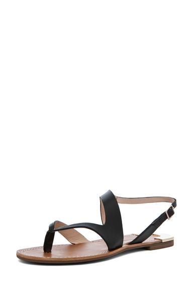 DVF Daphne #sandals #shoes #flats