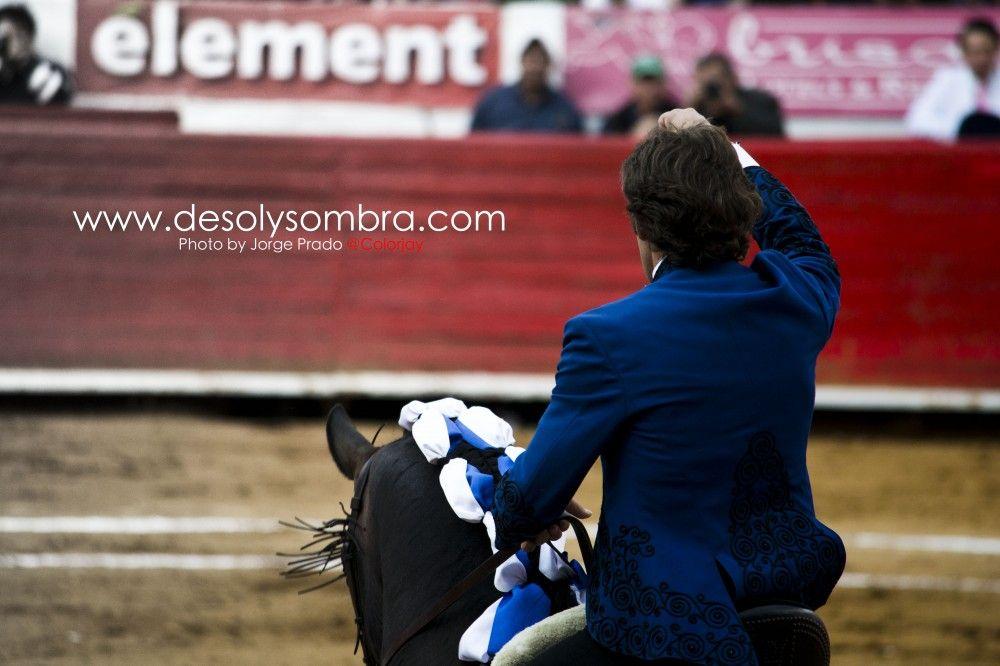 Pablo Hermoso de Mendoza Via @Jorge Prado