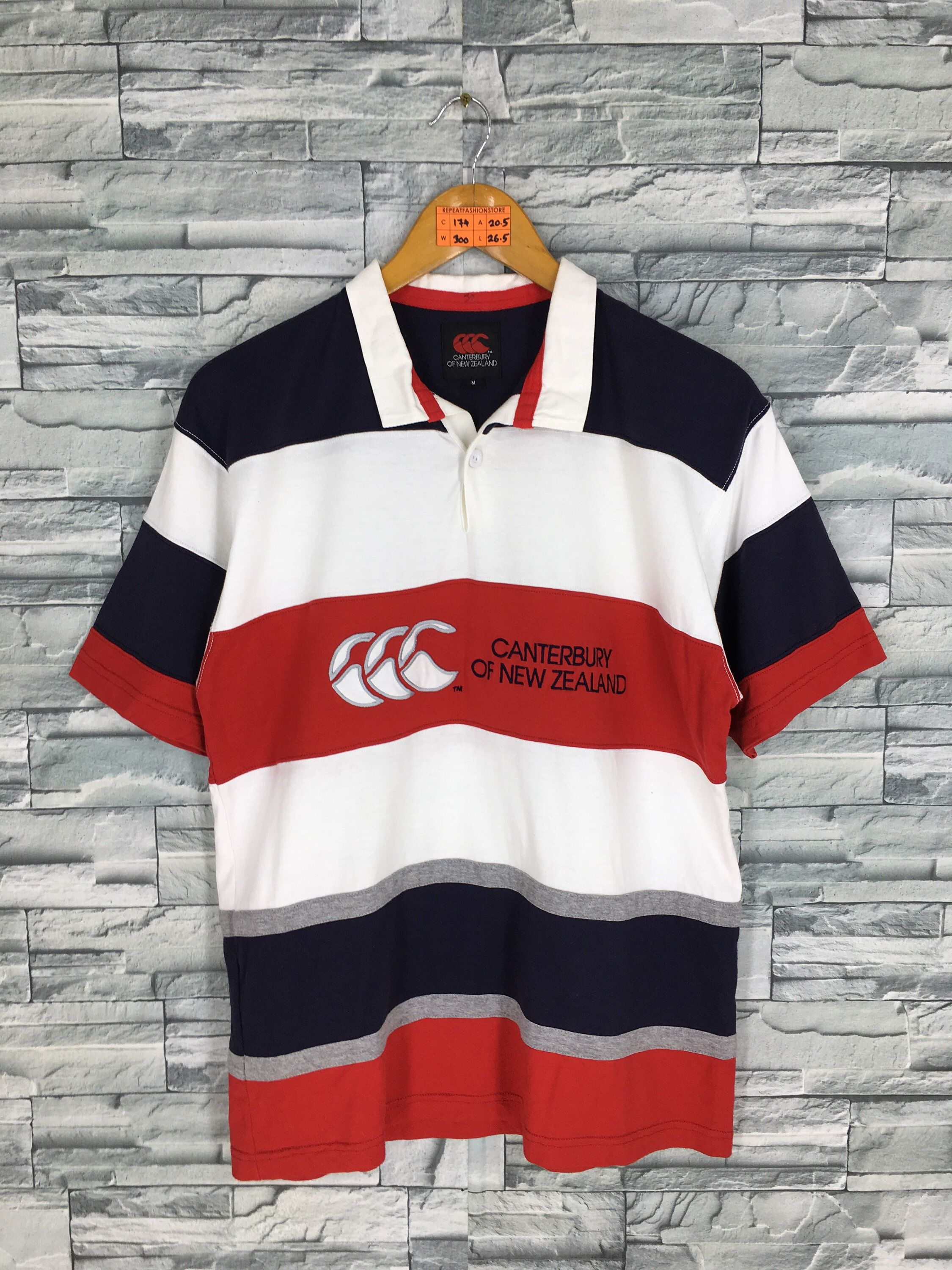 Canterbury of New Zealand Mens Rugby