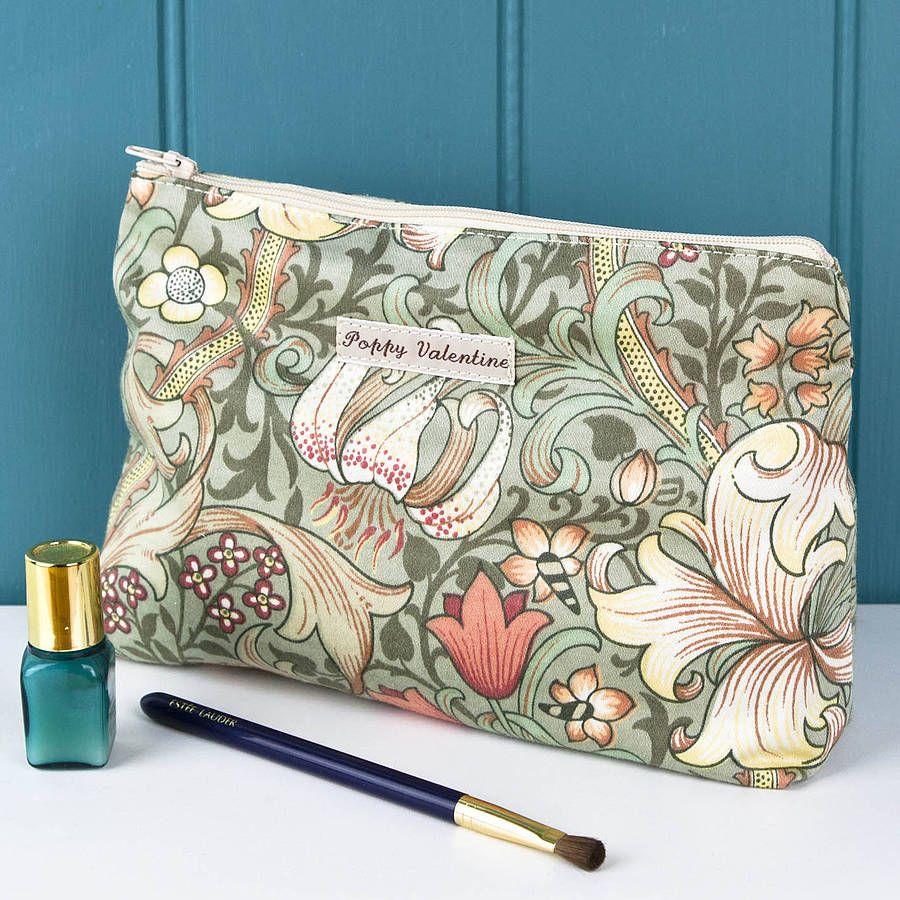 Makeup Bag C Makeup bag, Personalized makeup bags