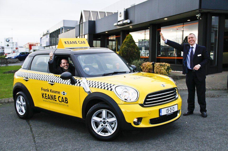 Frank Keane Keane Cab Mini Mini Cooper Countryman Mini Cooper Car Dealer