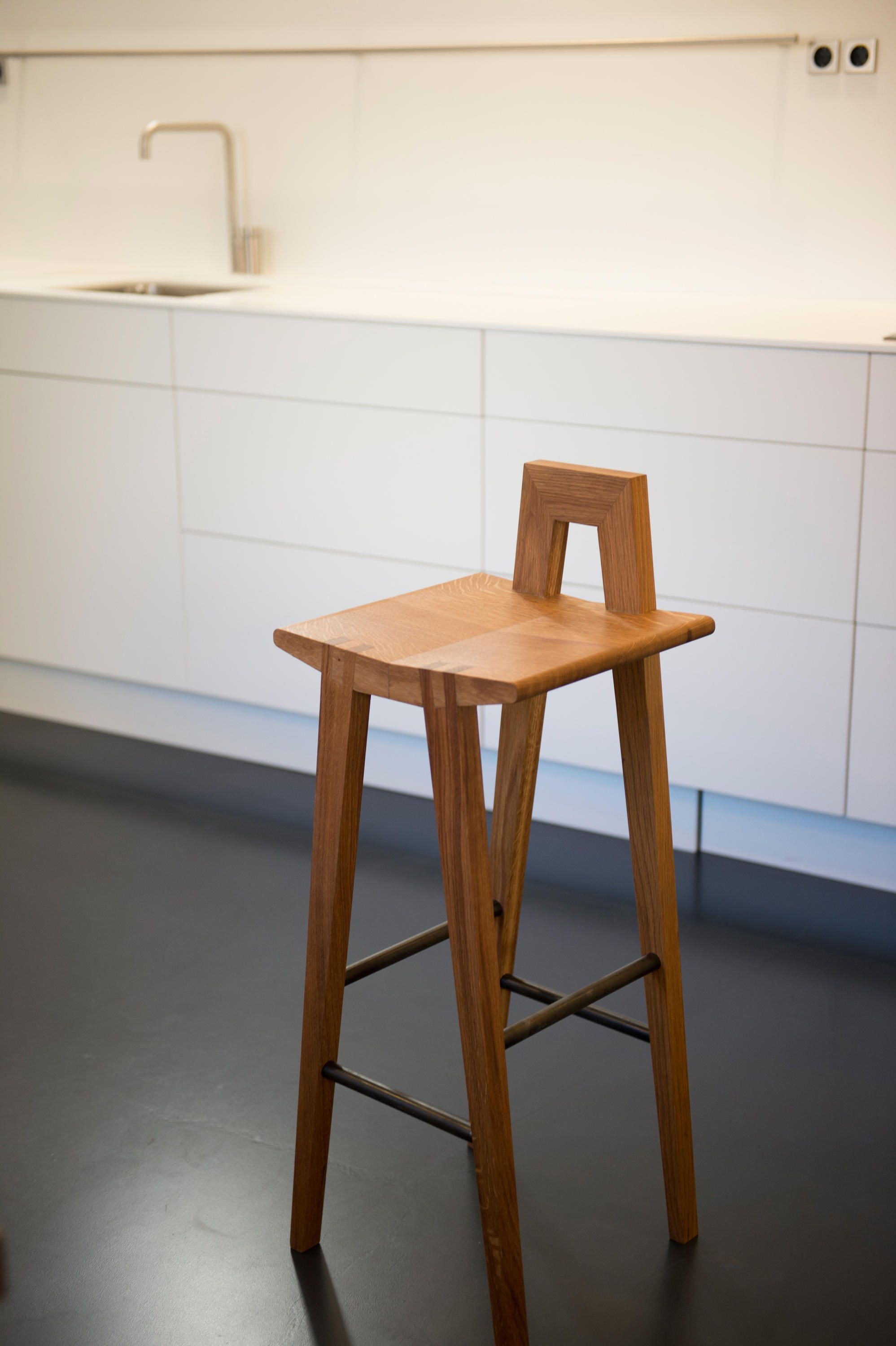 Grable High Stool Designer Counter Stools From Qowood All