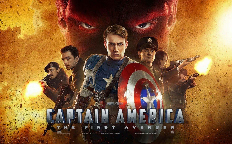 Capitan america el primer vengador ortacheadd - Best primer for wallpaper ...